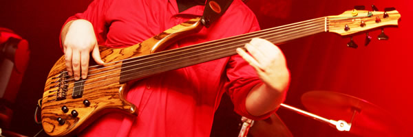 Michael Cammann - Jazz Bassist